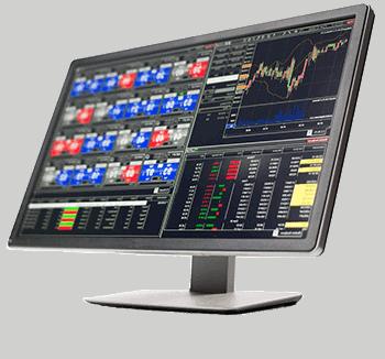 ninja trader platform trading charts