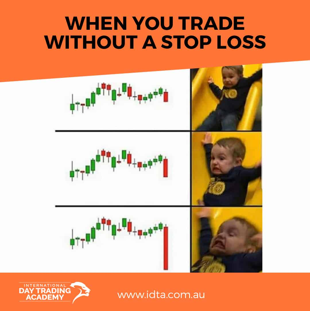 Risk management - using a stop loss